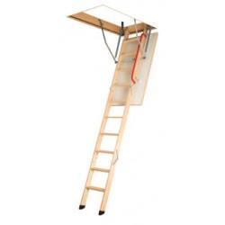 Чердачная лестница LWK 70х120х280 см