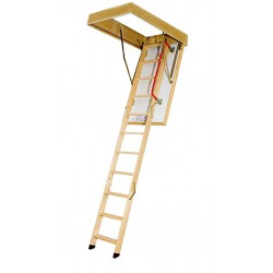 Чердачная лестница LTK Thermo 60х120х280 см