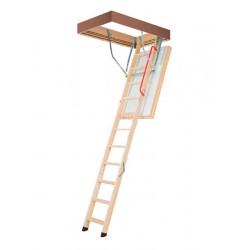 Чердачная лестница LWT Thermo 70х120х280 см