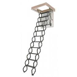 Чердачная лестница LST 70х120х280 см