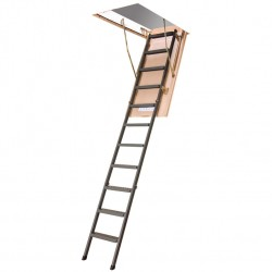 Чердачная лестница LMK 70х120х280 см