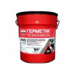 Герметик бутилкаучуковый ТехноНИКОЛЬ №45 (РФ)