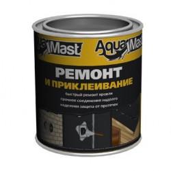 Мастика битумная холодная для ремонта кровель и гидроизоляции AquaMast РФ