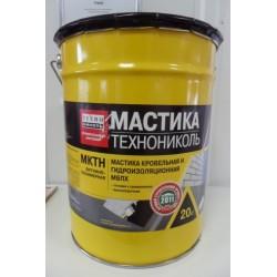 Мастика кровельная и гидроизоляционная ТехноНИКОЛЬ «МКТН» (МБПХ, Беларусь)