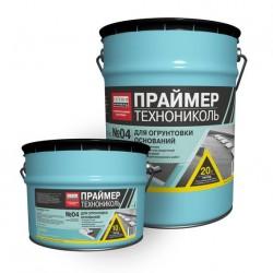 Праймер битумный эмульсионный ТехноНИКОЛЬ №04 (РФ)