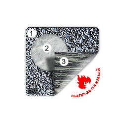 Линокром ТКП 4.5 сланец серый