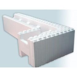 Блок стеновой угловой правый БСУП