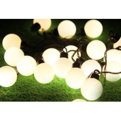 Световая гирлянда «Шарики маленькие» LED LSB-7115