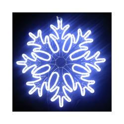 Светодиодная фигура Снежинка 0215