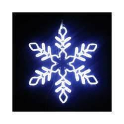 Светодиодная фигура Снежинка 0315