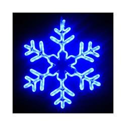 Светодиодная фигура Снежинка 0415