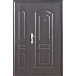 Дверь входная Kaiser K600 двухстворчатая