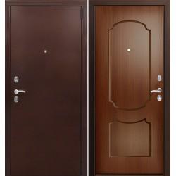 Дверь Фактор К, ФЛ 117, темный орех