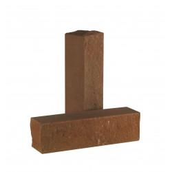 Кирпич узкий полнотелый тычковый Шоколад