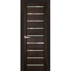 Дверь Модель №2 ЧО Венге, мателюкс