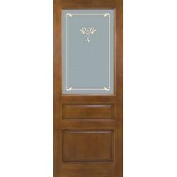 Дверь ДО 5 Коньяк