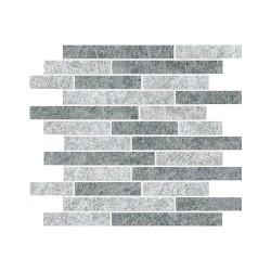 Мозаика универсальная Колла Светло Серый-Серый