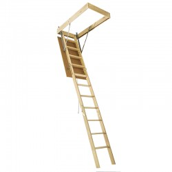 Чердачная лестница Standard DSS 60х120х300 см