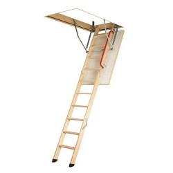 Чердачная лестница Comfort DSС 70х120х300 см