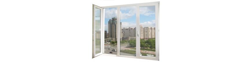 Балконные рамы из ПВХ